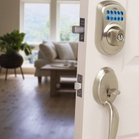 Installation and Repair of Keyless Entry Locksets for Homes in La Tina Ranch, Texas