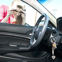 Las Palmas Juarez, Texas Car Locksmith Service for Car Keys Left Inside Vehicle